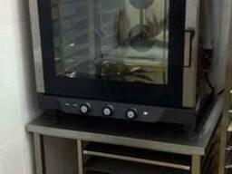 Продам бу конвекционную печь Unox XB693 для пекарни