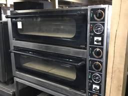 Продам бу печь для пиццы gam forms44tr400 с подставкой