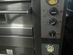 Продам бу печь для пиццы OEM DB12. 35-S с подставкой