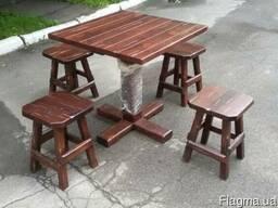 Продам бу столы, стулья для кафе, баров, пабов