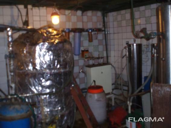 Продам цех по производству минеральных вод