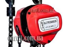 Продам цепные ручные тали Г/п от 500 кг до 10 тонн