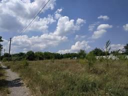 Продам дачный участок на берегу ставка в Антоновке.