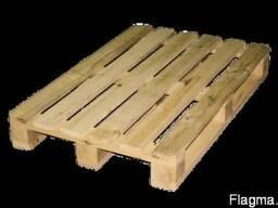 Продам деревянные поддоны, паллеты