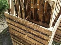 Продам деревянные ящики.