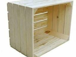 Продам деревянные ящики от производителя.