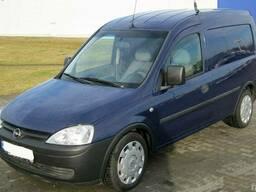 Продам детали подвески на Opel Combo