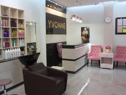 Продам действующий прибыльный салон красоты Yvonne в Киеве
