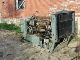 Продам дизель генератор дизель электростанции 1д6 100квт
