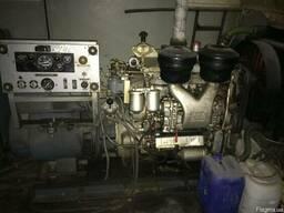 Продам Дизель генератор ямаз 204. 30квт