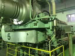 Продам дизельный генератор 5650 кВт х 8 единиц, 50 Гц