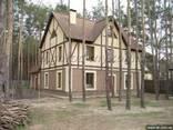 Продам дом 330 кв. м. в сосновом лесу с. Песчанка. - фото 1