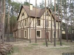 Продам дом 330 кв. м. в сосновом лесу с. Песчанка.