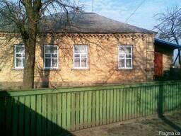 Продам дом с.Бурты, Кагарлык, Киевская область, 30 соток уча