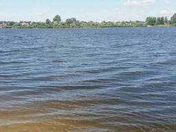 Продам дом с выходом к реке в Новомосковске.