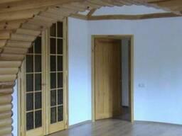 Продам дом в г. Полтава, рядом сосновый лес и спортклуб.