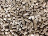 Древесные гранулы (пеллеты) 6 и 8мм - фото 1