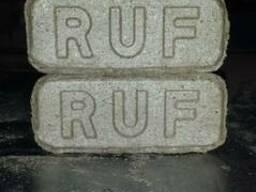 Продам древесный брикет RUF