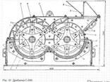 Продам: дробилка 2х роторная молотковая С-599 - фото 3