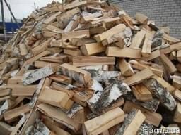 Продаем дрова с доставкой и выгрузкой недорого. дуб