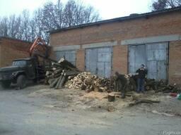 Продам дрова (Дуб, Граб, Сосновая щепа)