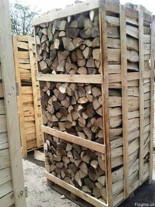Продам дрова дубовые колотые.