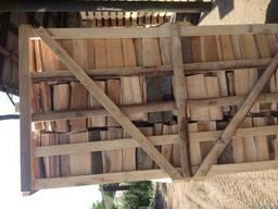 Продам дрова колоті (бук, граб, дуб)