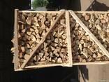 Продам дрова колоті (бук, граб, дуб) - фото 3