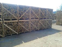 Продам дрова колотые твердых пород акация дуб ясень береза клен