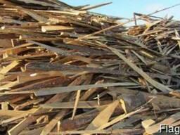 Продам дрова (обрезной доски горбыля)