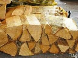 Продам дрова в сетках. Дуб, граб, ясень , ольха