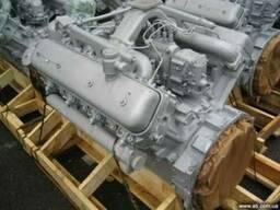 Двигатели на КамАЗ, МАЗ (ЯМЗ), ГАЗ, Волга, Газель, КрАЗ, ЗИЛ