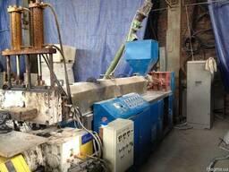 Продам двухкаскадный гранулятор для полимеров