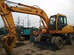 Продам экскаватор hyundai robex 130w-3