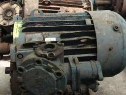 Продам эл.двигатели типа ВАО ВРП 2вр