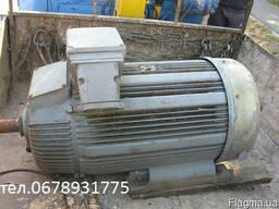 Электродвигатель главного подъёма ARRK 354-8V5,132кВт Кондор