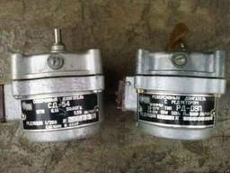 сд-54 и рд-09
