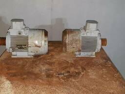 Продам электродвигатели асинхронные
