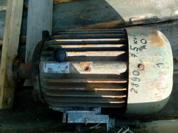 Продам электродвигатели б/у СССР.