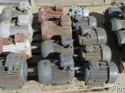 Продам электродвигателя двигателя любых киловатов