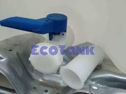 Продам емкость для воды еврокуб пластиковая бу цена 1000 л