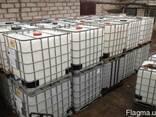 Продам Емкость пластиковая, еврокуб на поддоне 1000л в каркас - фото 2