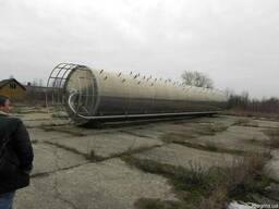 Продам емкости бочки резервуары реакторы от 2 кубов до 100.