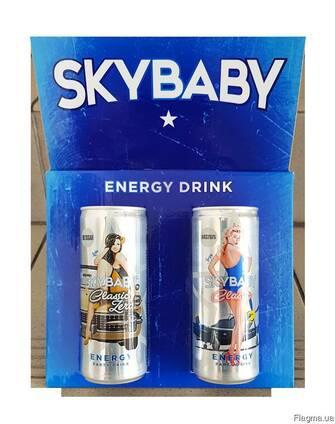 Продам энергетический напиток SkyBaby