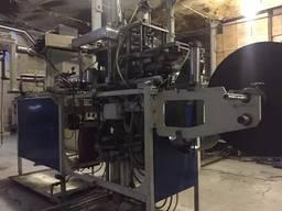Продам термоформовочный станок автоматический СТА-250У