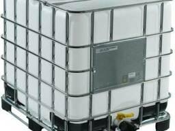 Продам еврокуб, 1000 л, кубовые емкости, ТЕХ. и пишевые
