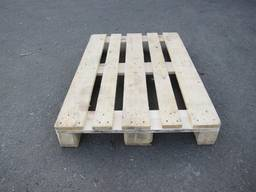 Виробництво дерев'яних піддонів