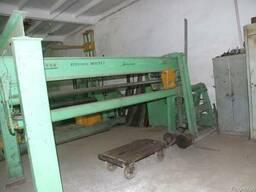Продам фальцеосадочный станок (гибочный пресс) СТД-28