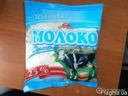 Продам фасованное сухое молоко ТМ ЦветАромат