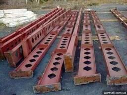 Продам фермы металлические 18 метров